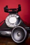 Teléfono de la baquelita Imagen de archivo libre de regalías