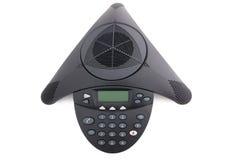 Teléfono de la conferencia. Foto de archivo libre de regalías
