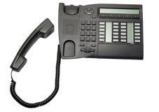 Teléfono de la oficina Fotografía de archivo libre de regalías