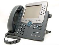 Teléfono de la oficina Imagenes de archivo