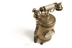 Teléfono de la vendimia Fotografía de archivo