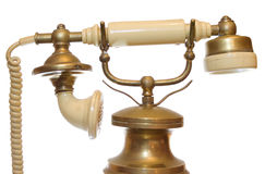 Teléfono de la vendimia Imagen de archivo libre de regalías