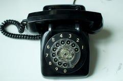 Teléfono de la vendimia Foto de archivo libre de regalías