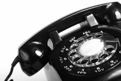 teléfono de los años 60 fotos de archivo