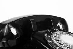 teléfono de los años 60 Imagenes de archivo