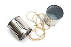 Teléfono de los niños Imágenes de archivo libres de regalías