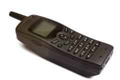 Teléfono de radio Foto de archivo libre de regalías