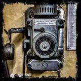 Teléfono de Steampunk Fotos de archivo