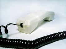 Teléfono de Unanwered Fotografía de archivo