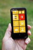 Teléfono de Windows Foto de archivo