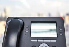 Teléfono del IP Fotografía de archivo
