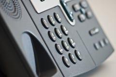 Teléfono del IP fotos de archivo
