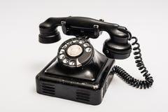 Teléfono del vintage Foto de archivo libre de regalías