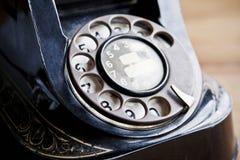 Teléfono del vintage Fotografía de archivo