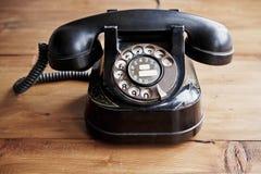 Teléfono del vintage Imagen de archivo