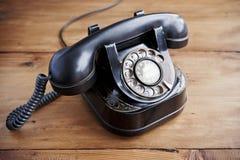 Teléfono del vintage Fotos de archivo