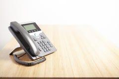Teléfono digital corporativo foto de archivo libre de regalías