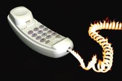 Teléfono directo Imagenes de archivo