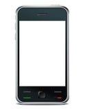Teléfono elegante Fotografía de archivo libre de regalías