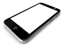 teléfono elegante 3d Fotos de archivo