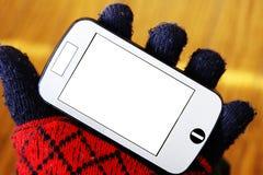 Teléfono elegante Imagen de archivo