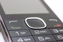 Teléfono elegante Imágenes de archivo libres de regalías