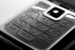 Teléfono móvil Imágenes de archivo libres de regalías