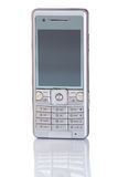 Teléfono móvil aislado Imagen de archivo