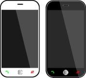 Teléfonos Fotografía de archivo libre de regalías