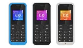 Teléfono móvil 2015 lanzado fotos de archivo