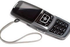 Teléfono móvil moderno Imágenes de archivo libres de regalías