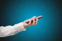 Teléfono móvil moderno fotos de archivo libres de regalías