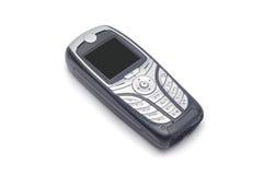 Teléfono móvil negro simple Imagenes de archivo