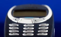 Teléfono móvil sin hilos Foto de archivo libre de regalías