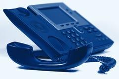 Teléfono moderno de Digitaces Fotos de archivo libres de regalías