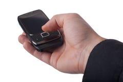 Teléfono moderno del G/M Imagen de archivo libre de regalías