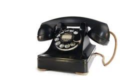 Teléfono rotatorio de la vendimia Fotos de archivo libres de regalías