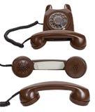 Teléfono rotatorio retro Fotografía de archivo libre de regalías