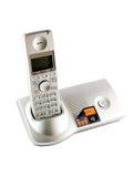 Teléfono sin cuerda Imagen de archivo libre de regalías