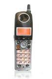 Teléfono sin cuerda Fotos de archivo libres de regalías