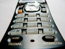 Teléfono sin cuerda Imágenes de archivo libres de regalías