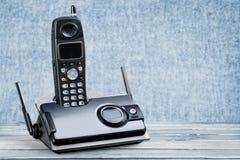 Teléfono sin cuerda Foto de archivo