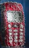 Teléfono subacuático fotografía de archivo