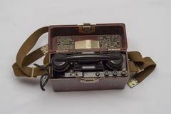 Teléfono TAI-43-R Foto de archivo libre de regalías