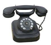 Teléfono viejo. Fotografía de archivo