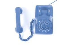 Teléfono viejo Fotografía de archivo
