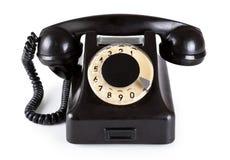 Teléfono viejo Fotografía de archivo libre de regalías