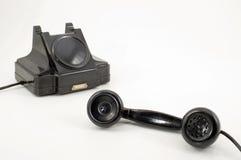 Teléfono viejo. Fotografía de archivo libre de regalías