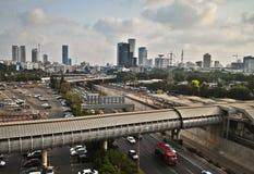 Tel Aviv, Израиль Стоковые Изображения RF
