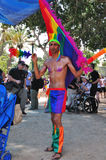 Tel Aviv 2010 Gay Parade Stock Photos